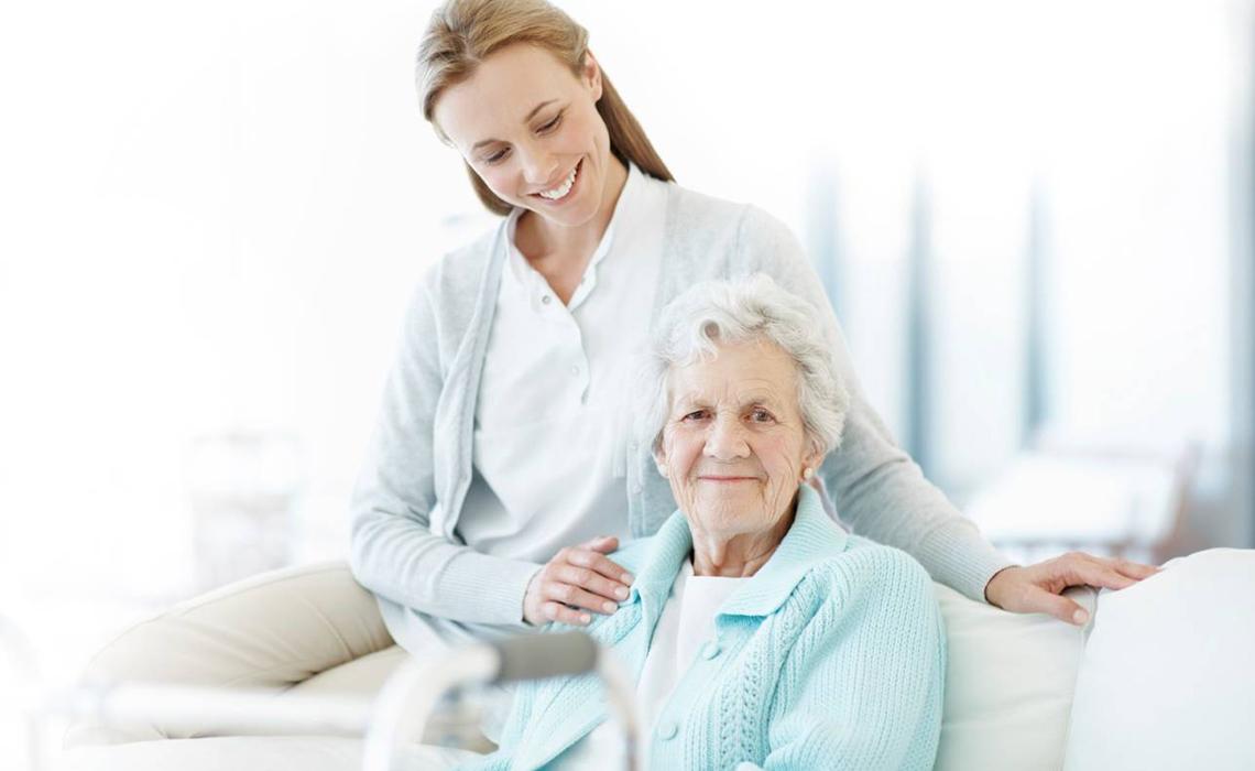 экскурсия в дом для пожилых