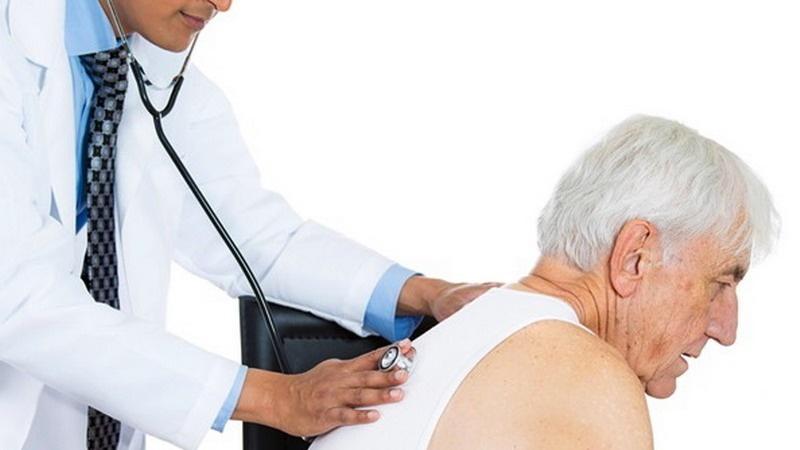лечение бронхита у пожилого