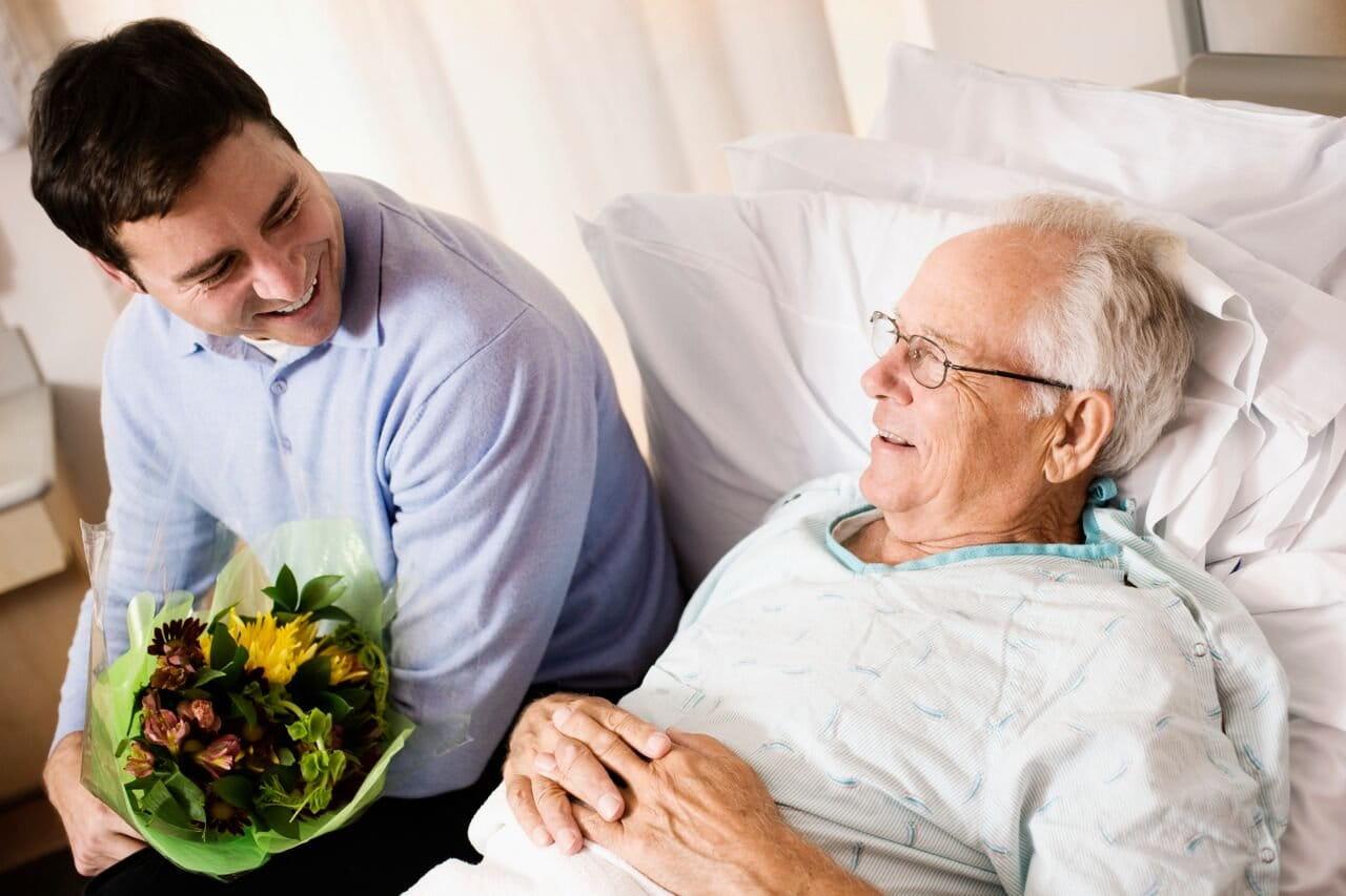 посещение пенсионера