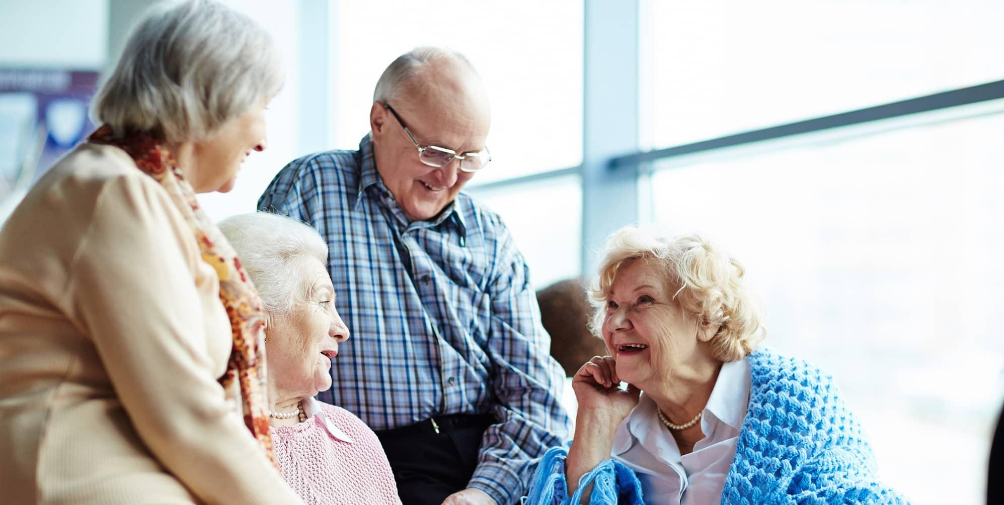радость пенсионеров